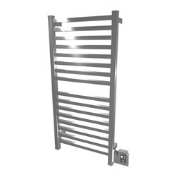 Amba Products - Amba Q 2042 B Q-2042 Towel Warmer and Space Heater - Collection: Quadro