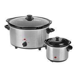 Large and Mini Slow Cookers