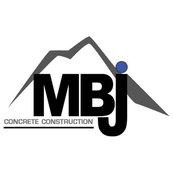 Mbj Concrete Logo
