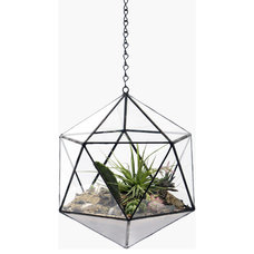 Contemporary Indoor Pots And Planters by Score + Solder