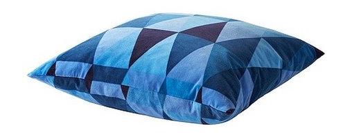Åsa Gray - IKEA STOCKHOLM Cushion - Cushion, blue