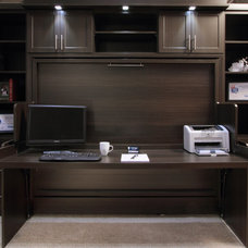 Contemporary Furniture by We Do Closets - WeDoClosets.ca