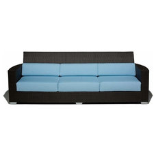 Modern Outdoor Sofas Shuman Designer Sofa By Design Kollection