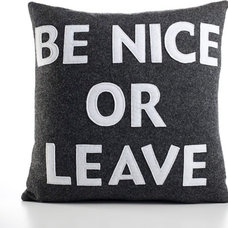 Modern Bed Pillows And Pillowcases by Nilima Home