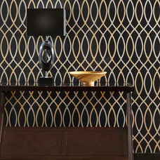 Eclectic Wallpaper by Atrium Wallcoverings Inc