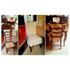 Traditional  by LS Slipcovers