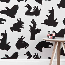 Eclectic Wallpaper by Paper Boy WALLPAPER