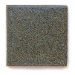 55R Blue Ocean (Satin Finish) - Handmade Ceramic Tile - Handmade Ceramic Tile