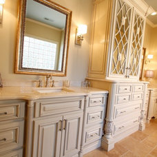 Traditional Bathroom by Housley Enterprises