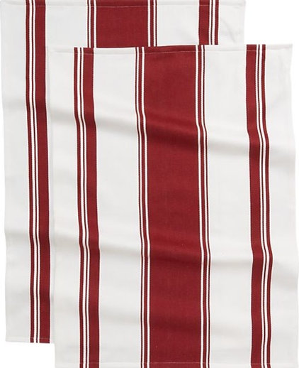 Traditional Dishtowels by Crate&Barrel