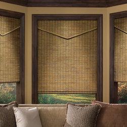 Rustic Window Fashions - Hunter Douglas Window Fashions