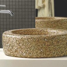 Contemporary Bathroom Sinks by UK Bathrooms