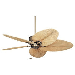 tropical ceiling fans by Ceiling Fan Universe