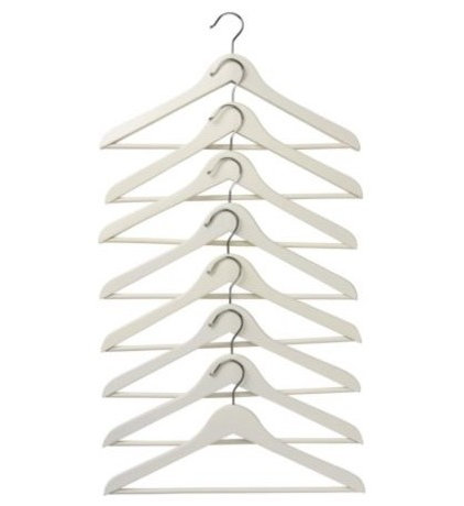 Traditional Hooks And Hangers by IKEA