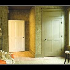 Modern Interior Doors by XO Windows