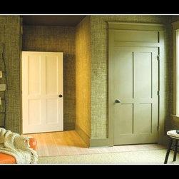 Interior Doors - Photo Credit: XO Windows - Interior Doors