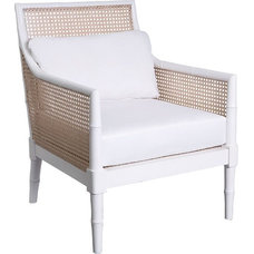 traditional armchairs by Wisteria