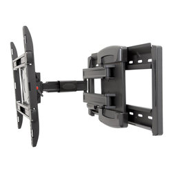 """Full Motion TV Mount FMM152M - FMM152M for 40""""-65"""" LED TV, LCD TV, PLASMA TV screens with 132 lbs load capacity, mounting profile with knob."""