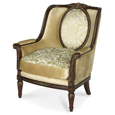 Traditional Living Room Chairs by Carolina Rustica