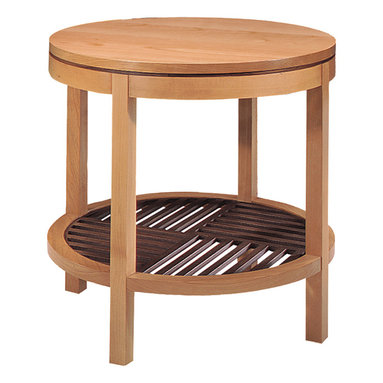 Stickley Round Lamp Table 7778 -