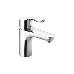 Hansgrohe Bathroom Faucet Collection - Single handle setup for convenient use.
