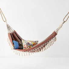 Contemporary Hammocks by Anthropologie