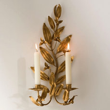 Traditional Wall Lighting by Julie Thigpen