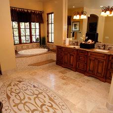 Traditional Bathroom by Seaforth Builders