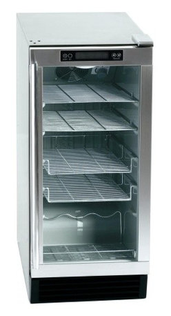 Orien USA - Stainless Steel Outdoor 3.2 Cu Ft Beverage Center - All 304 stainless steel body for lasting durability