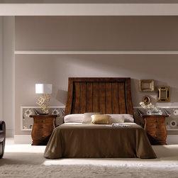 ETNA BED SET 10 - MEASURES HEADBOARD: