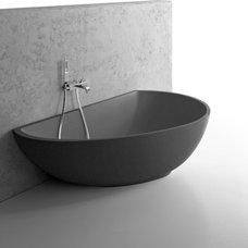 Modern Bathtubs by Hydrology