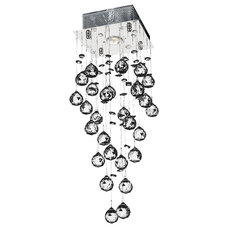 Contemporary Ceiling Lighting by Worldwide Lighting Corporation