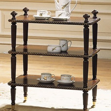 Traditional Side Tables And Accent Tables by Savannah Collections