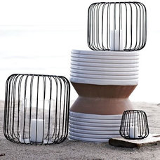 Contemporary Outdoor Lighting by West Elm
