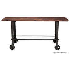 Industrial Bar Tables by Inmod
