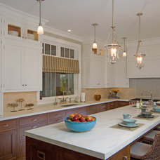 Modern Kitchen Lighting And Cabinet Lighting by Brass Light Gallery