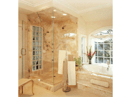 Traditional Shower Doors by Moran Glass, Inc