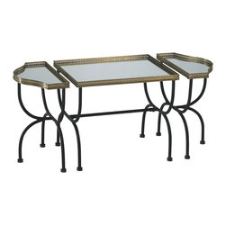 Cyan Design - Tri-section Coffee Table - -Tri-section Coffee Table