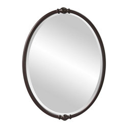 Murray Feiss - Oil Rubbed Bronze Mirror - Item Weight: 12 lbs.