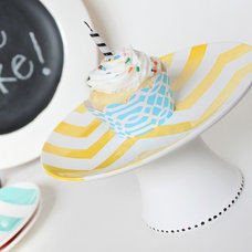 Contemporary Dessert And Cake Stands by Etsy