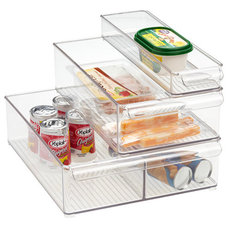 Modern Cabinet And Drawer Organizers by The Container Store