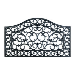 Imports D̩cor - Courtney Gate Door Mat (ID791RBM) - Country Gate