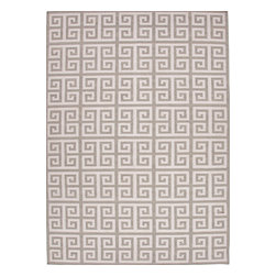 Jaipur Rugs - Flat Weave Geometric Pattern Gray /Black Wool Handmade Rug - UB09, 8x10 - A range of beautifully designed flat weaves in a stunning color palette. Hand woven from 100% wool, each rug has its own personality and is versatile and easy to use.