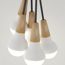 Contemporary Pendant Lighting by Stephanie Ng Design