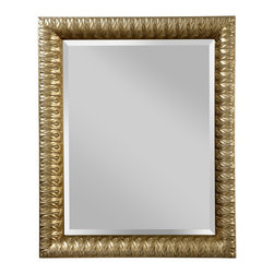 Murray Feiss - Murray Feiss Sinatra Traditional Rectangular Mirror X-LS6111RM - Murray Feiss Sinatra Traditional Rectangular Mirror X-LS6111RM