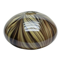 Vita V Home Gaho 6-in. Vase - About Vita V HomeLocated in Elk Grove Village, Illinois, Vita V Home is dedicated to bringing the world's best home decor and accessories to you. Spanning contemporary, transitional, and traditional styles in everything from hand-blown glass to carved wood to cast resin, this incredible collection is ready to add to any space.