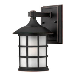 Freeport Small Outdoor Wall Lantern