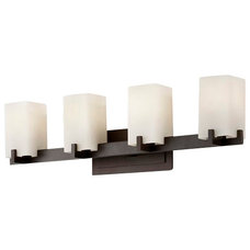 Contemporary Bathroom Vanity Lighting by Chachkies