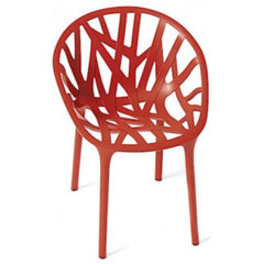 modern outdoor chairs by AllModern
