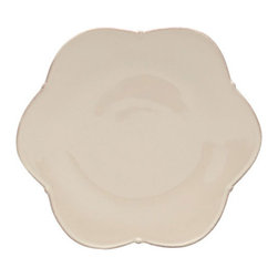 Casafina - Salad Plate, Plain - The Meridian stoneware collection offers a wide variety of dinnerware items as well as serving pieces.